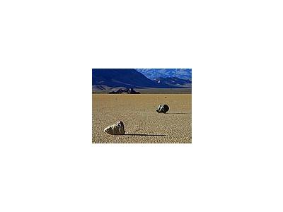 Photo Small Racetrack Playa 2 Travel