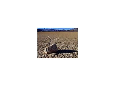 Photo Small Racetrack Playa 3 Travel