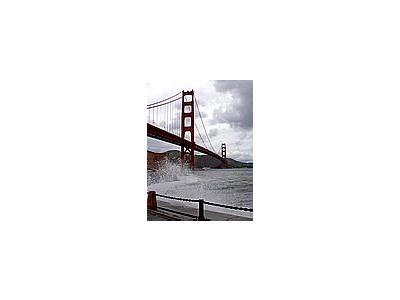 Photo Small Golden Gate Bridge 2 Travel