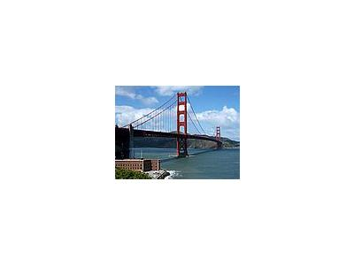 Photo Small Golden Gate Bridge 3 Travel