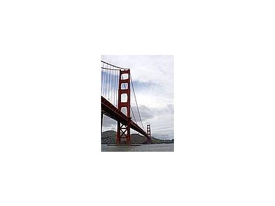 Photo Small The Golden Gate In San Francisco Travel