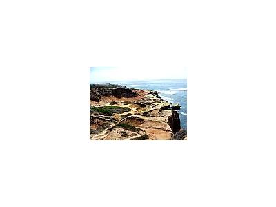 Photo Small Point Loma Tide Pools Travel