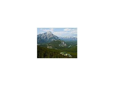 Photo Small Banff Canada Travel