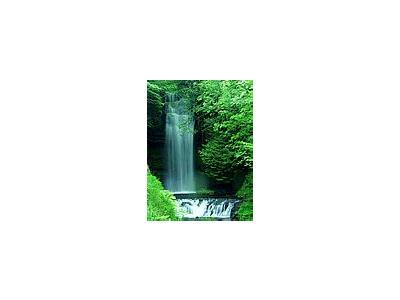 Photo Small Glencar Waterfall Travel