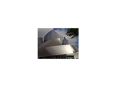 Photo Small Disney Concert Hall Travel