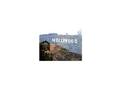 Photo Small Hollywood Sign Travel