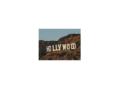 Photo Small Hollywood Sign 2 Travel