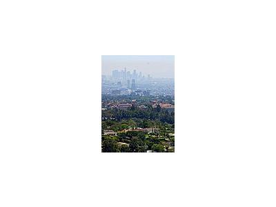 Photo Small Los Angeles Smog 2 Travel