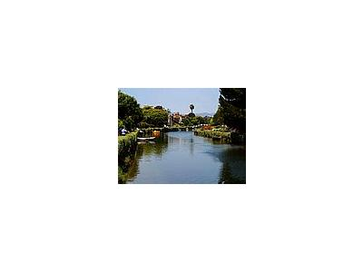 Photo Small Venice Beach Canals Travel