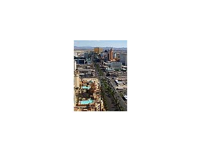 Photo Small Vegas Strip Travel