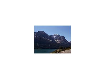 Photo Small Glacier National Park Travel