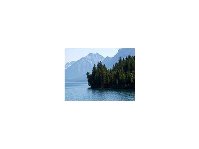 Photo Small Lake Mcdonald Travel