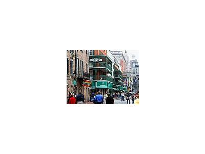 Photo Small Bourbon Street Travel