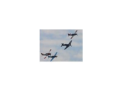 Photo Small Airplanes 3 Vehicle