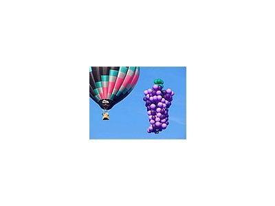 Photo Small Balloons 12 Vehicle