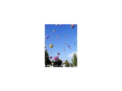 Photo Small Balloons 18 Vehicle