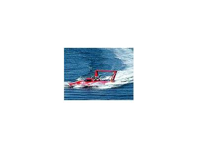 Photo Small Speed Boat Vehicle