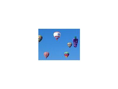 Photo Small Hot Air Balloons 2 Vehicle