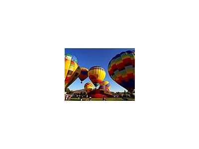 Photo Small Hot Air Balloons 3 Vehicle