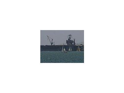 Photo Small Ship 2 Vehicle