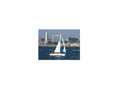 Photo Small Yachting Vehicle