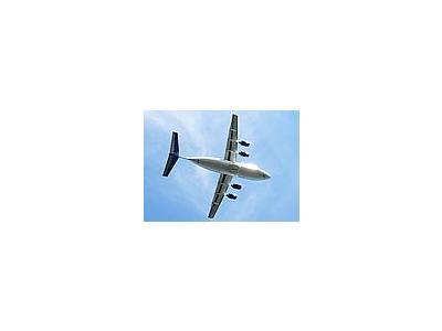Photo Small Airplane Takeoff Vehicle