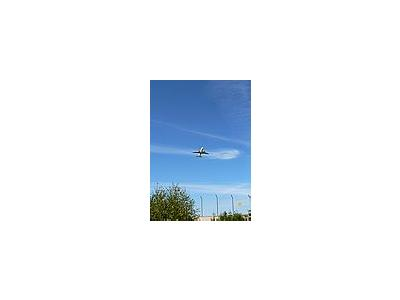 Photo Small Airplane Taking Off 4 Vehicle