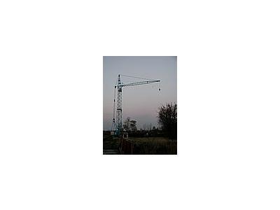 Photo Small Crane 2 Vehicle