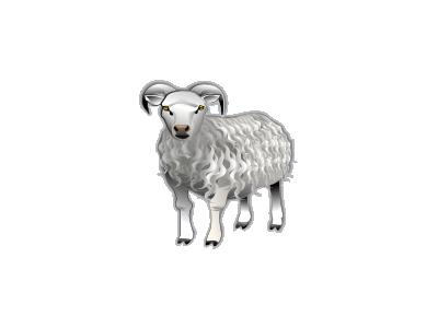 Sheep Md V0.1 Animal