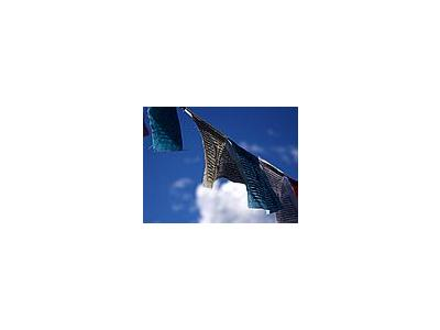 Photo Small Prayer Flags Other