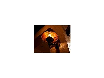 Photo Small Rusty Lamp Light Other