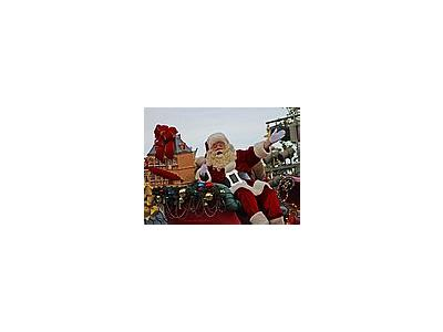 Photo Small Santa Claus Other