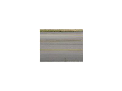 Photo Small Airfield Asphalt Pavement Other