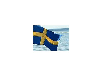 Photo Small Flag Of Sweden Other