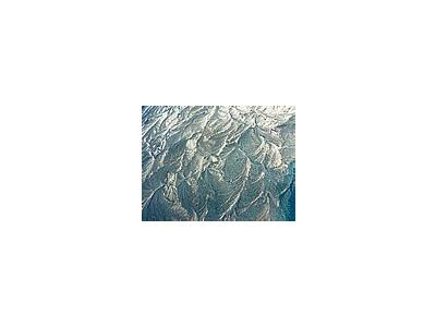 Photo Small Ice Frost Pattern Other
