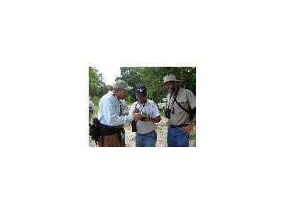 WOE95 Volunteers In Training To Map Invasive Plants At San Bernard NWR 00109 Photo Small Wildlife