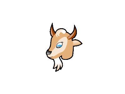 Goat Nicu Buculei 01 Animal