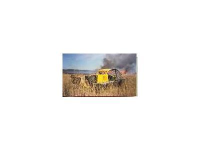 Prescribed Burn At Chesapeake Marshlands National Wildlife Refuge Complex 00153 Photo Small Wildlife