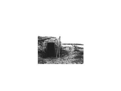 St Makarius Amchitka Island Sod House Remains 00253 Photo Small Wildlife