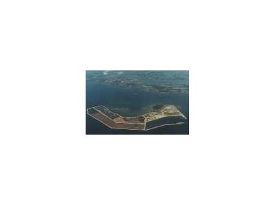 WOE160 Aerial Of Poplar Island Chesapeake Bay 00259 Photo Small Wildlife