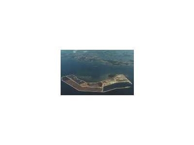 WOE160 Aerial Of Poplar Island Chesapeake Bay 00259 Photo Small Wildlife