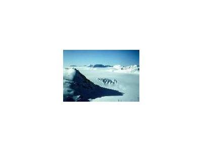 Harding Ice Field Above Skilak Glacier 00487 Photo Small Wildlife