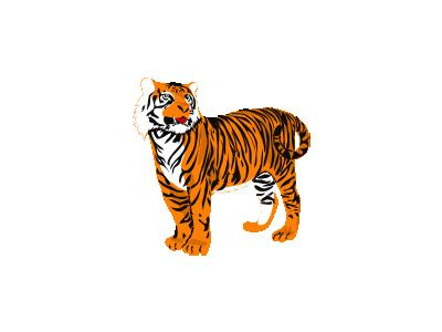 Tigre04 Architetto Franc 01 Animal