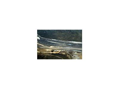 Platinum Mining Aerial View 00571 Photo Small Wildlife