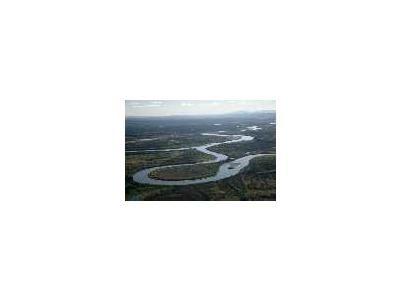 Alatna And Koyukuk River Confluence Near Allakaket 00667 Photo Small Wildlife