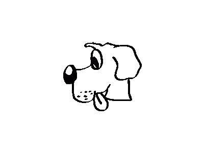Dog Head Nicu Buculei 02 Animal