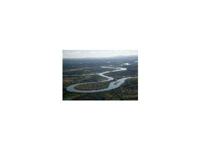 Alatna And Koyukuk River Confluence Near Allakaket 00986 Photo Small Wildlife