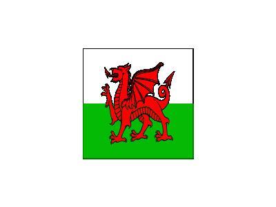 Cymru Flag Wales Michae  Animal