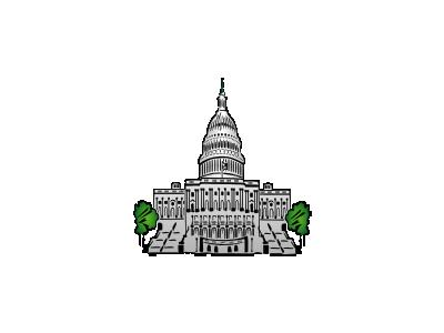 Us Capitol Building Cli 01 Building
