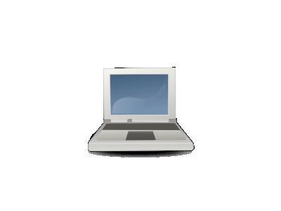 Etiquette Laptop 01 Computer